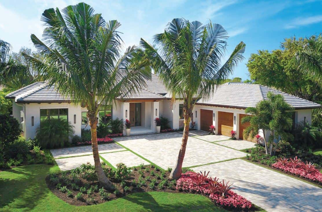 Exceptional New Construction Estate Home Pelican Bay