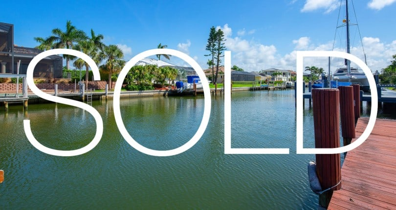 SOLD | 706 Nautilus Ct | Marco Island, Florida