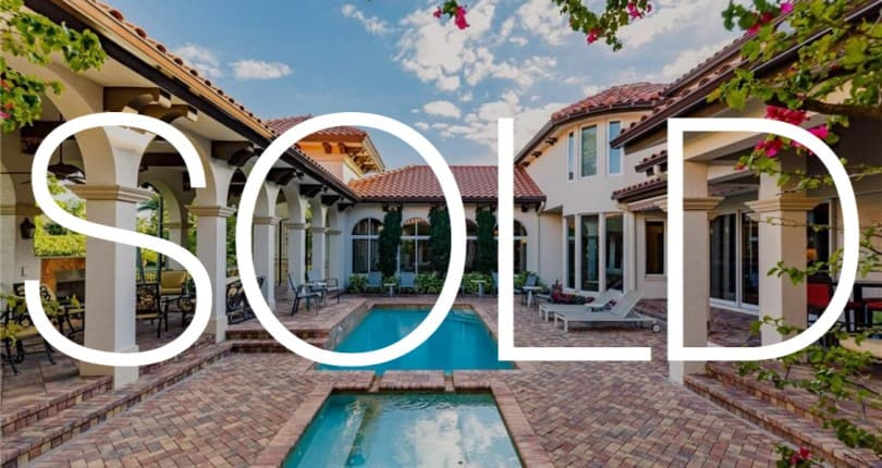 SOLD | 295 Bahia Pt | Moorings, Naples, Florida