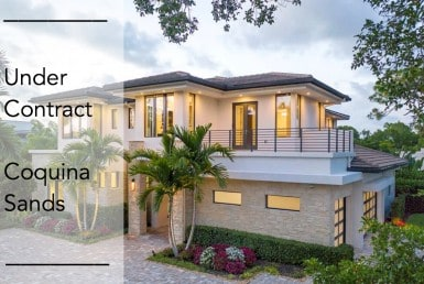 under contract coquina sands