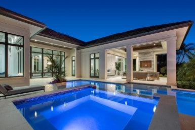 luxury living pelican bay, new construction, naples florida, golf course, pelican bay, naples, real estate, naples homes for sale, new construction home, new build, knauf koenig group, stofft cooney architects, calusa bay design, calusa bay properties, naples real estate, luxury real estate naples florida